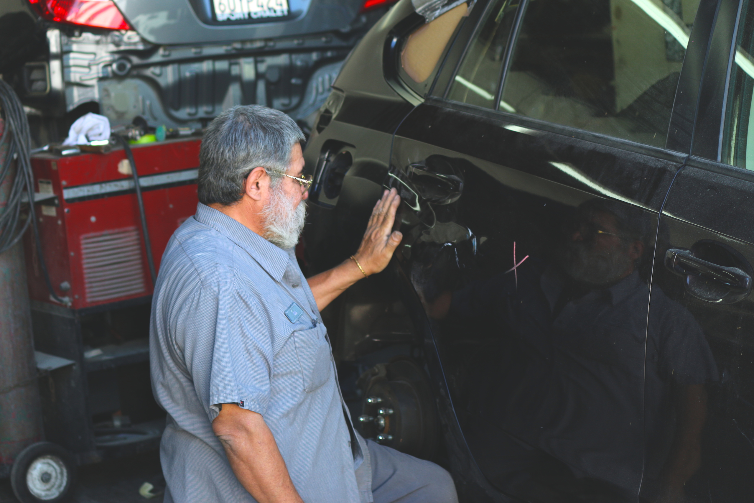 Auto Body Collision Repair in Pasadena - McCurdy Body Works